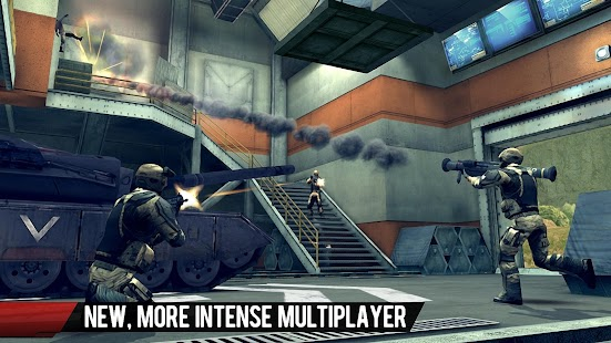 Modern Combat 4: Zero Hour- screenshot thumbnail