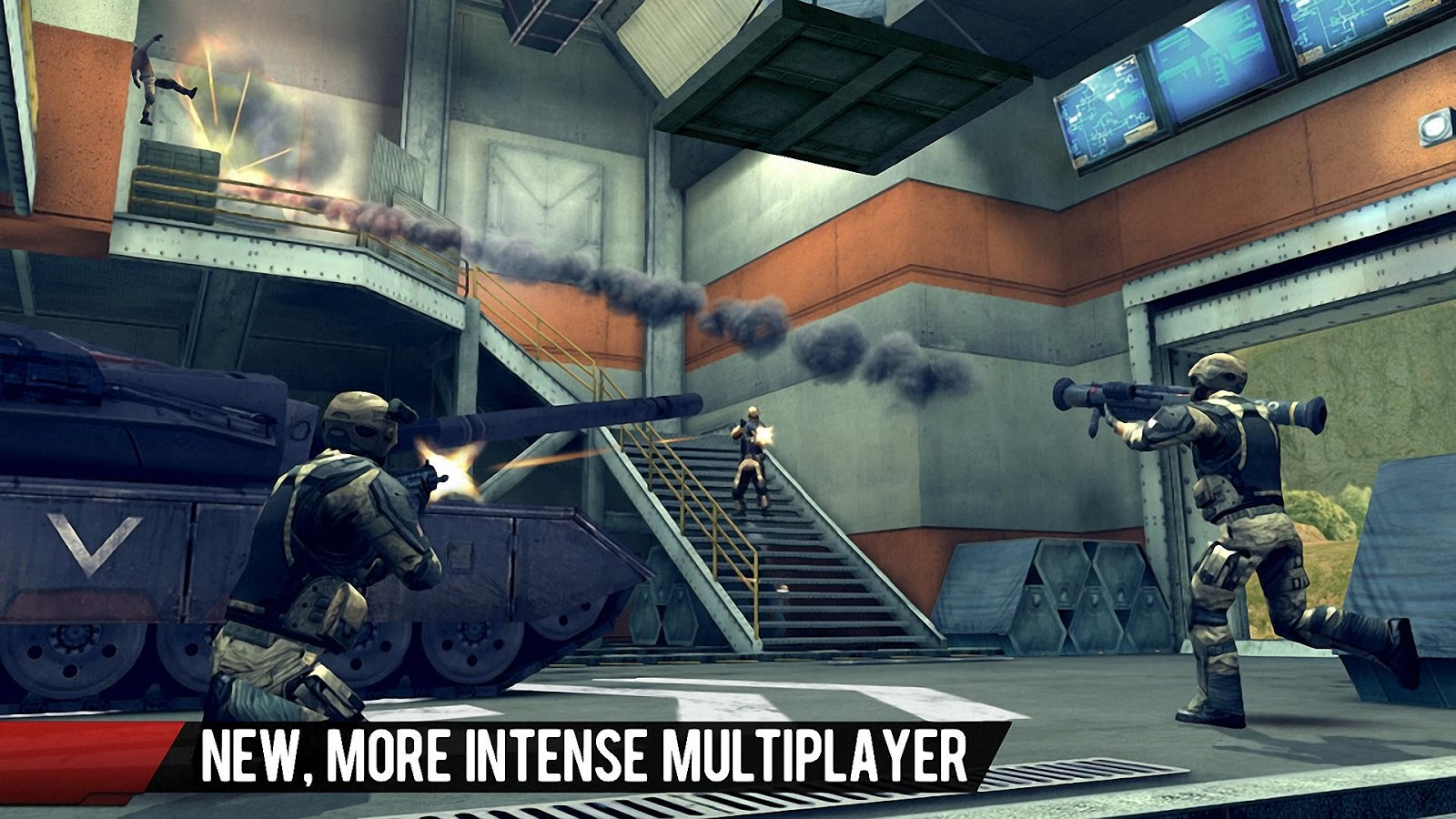 Modern Combat 4: Zero Hour- screenshot