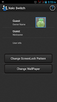 Screenshot of Xolo Switch