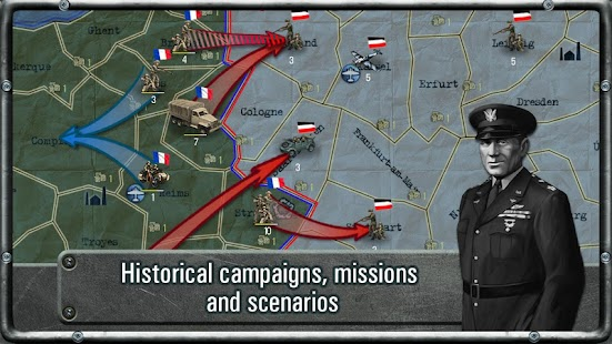 Strategy & Tactics: WW II Free - screenshot thumbnail