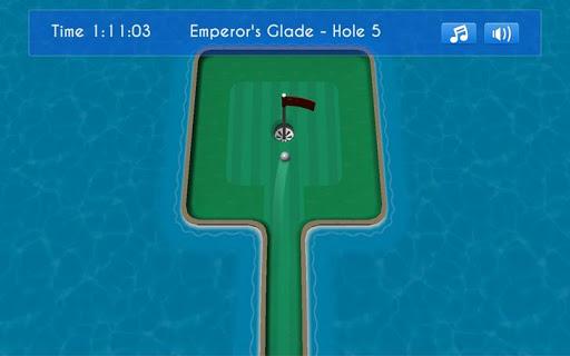 Tilt Golf: Online Tournament