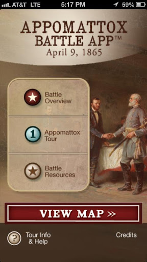 Appomattox Battle App