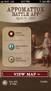 Appomattox Battle App - screenshot thumbnail