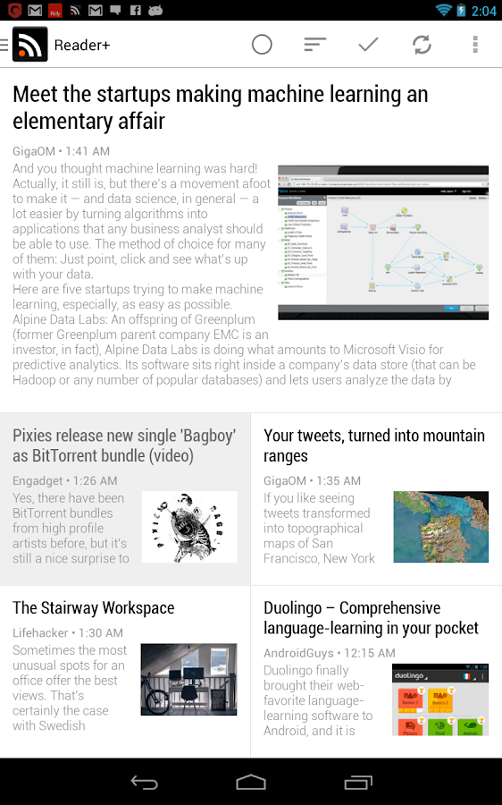 Reader+ | Reader Plus- screenshot