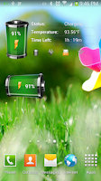 Screenshot of Battery Tools & Widget Android