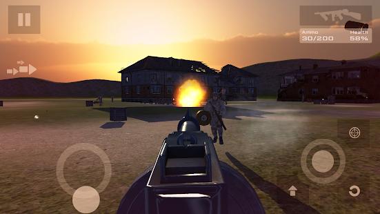 Mafia Guns Shooter