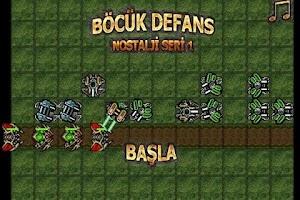 Screenshot of Böcük