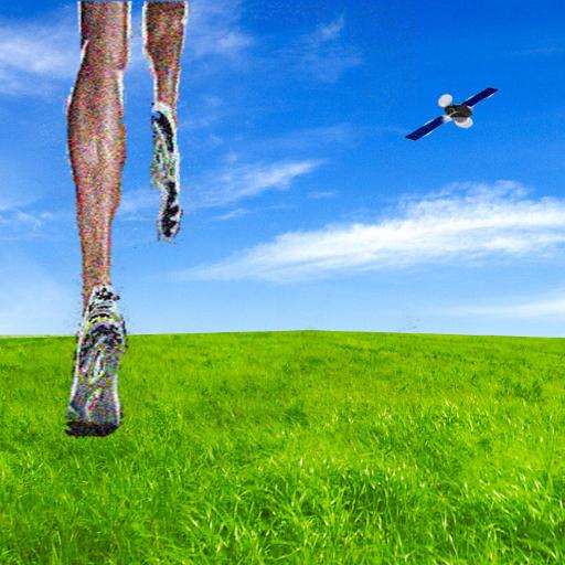 跑步 GPS - 速度與距離 工具 App LOGO-APP試玩
