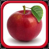 Früchte und Gemüse für Kinder