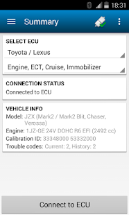 ELMScan Toyota (Demo Version)- screenshot thumbnail