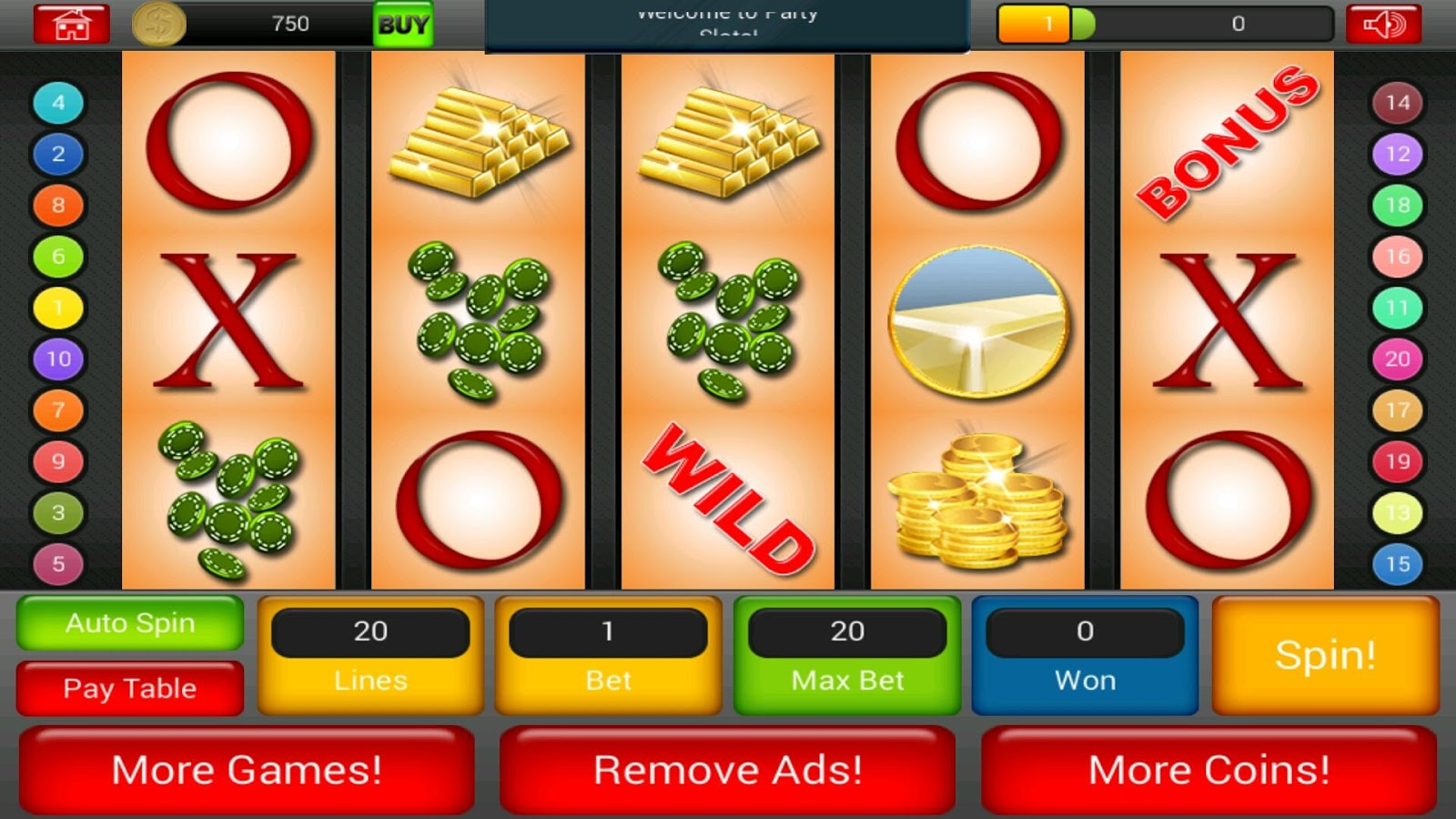 big win slot machine vegas
