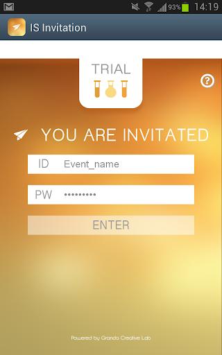 IS Invitation