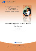 Documenting Evaluative Criteria