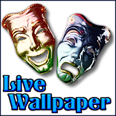Theater Acting Masks LIVE WP