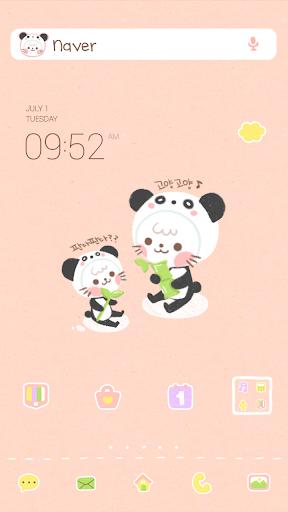 Cat World Panda ドドルランチャのテーマ