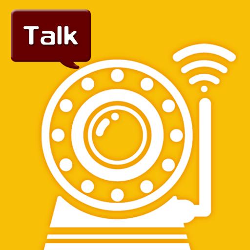 TalkCam LOGO-APP點子