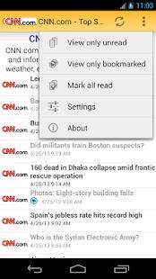 Easy RSS Reader - screenshot thumbnail