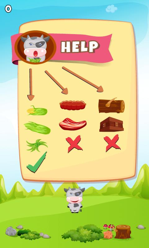 Happy Farm Jump - Kids Game- screenshot