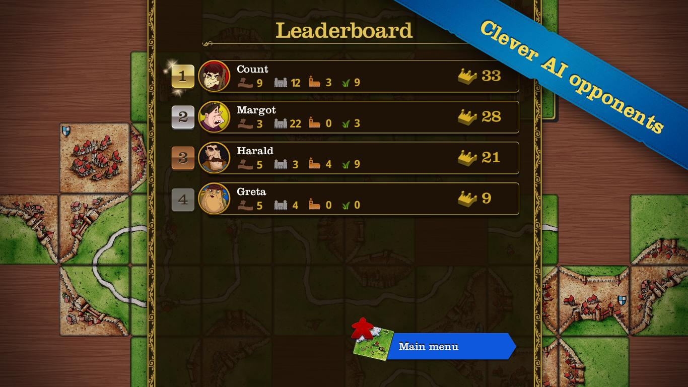 Carcassonne screenshot #14