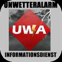 Unwetteralarm Deutschland icon