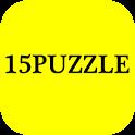 15 puzzle logo