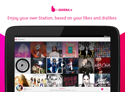 blinkbox Music Free Streaming - screenshot thumbnail