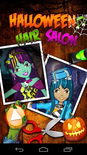 Halloween Hair Salon