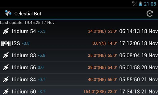 【免費教育App】Celestial Bot Donate-APP點子