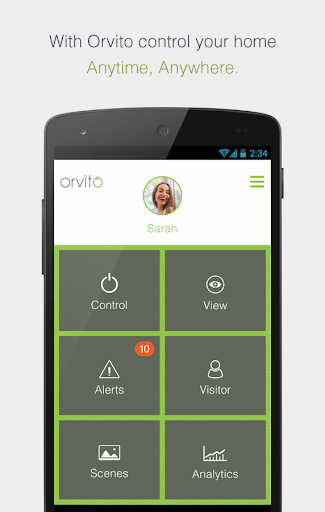 Orvito Home Intelligence Phone