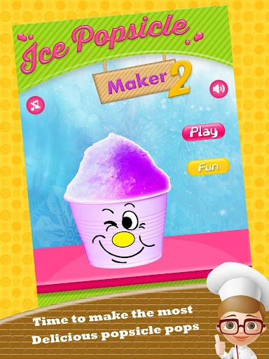Frozen Ice Popsicles Maker 2