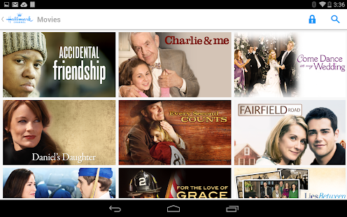Hallmark Channel Everywhere - screenshot thumbnail
