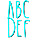Des6 Font for Galaxy FlipFont® icon