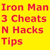 Iron Man 3 Cheats N Hacks Tips