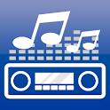 RadioView logo
