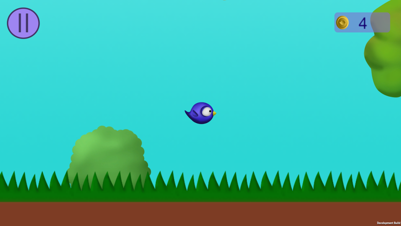 Bird!- screenshot
