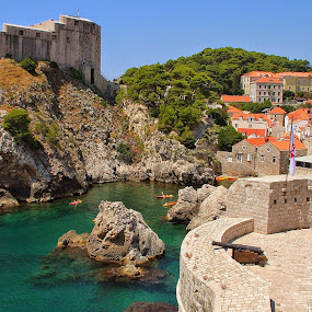 Dubrovnik Croatia by David Ferris - Buildings & Architecture Public & Historical (  )