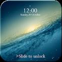 Lock Screen Slider-Slide lock icon