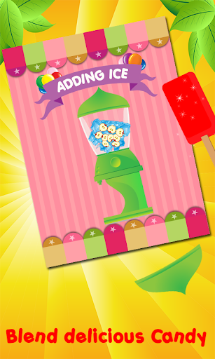 Ice Candy Maker - Kids Cooking