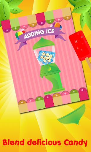冰糖果製造商 - 孩子做飯