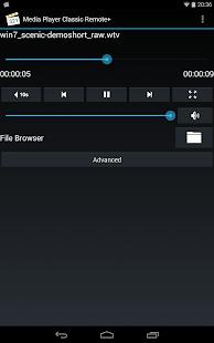 Media Player Classic Remote+