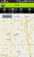Screenshot of Amber Alert GPS Teen