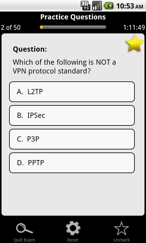 CISSP Practice For Dummies- screenshot