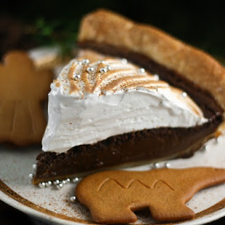 Gingerbread Pie and Coffee Mascarpone Truffles