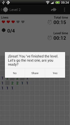 【免費解謎App】Simple Minesweeper-APP點子