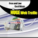 Free Ways to Huge Web Traffic logo