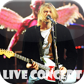 Nirvana Live Music Playlist
