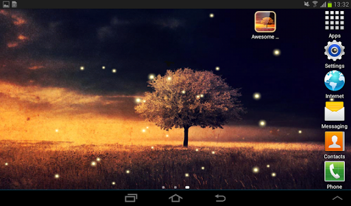Awesome Land Live Wallpaper screenshot 20