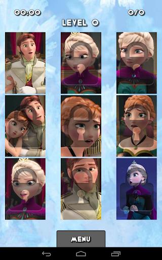 Princess Animated Movie Game