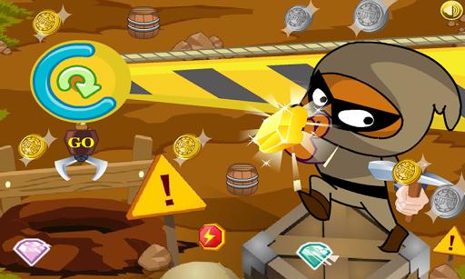 Theft Gold Miner