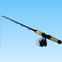 Bass Fishing 3D Kids Game Free icon
